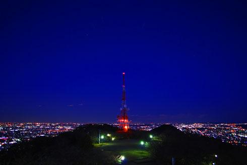 関東・東海・甲信越の夜景スポットランキング